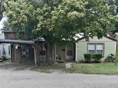 Burkburnett TX Single Family Home For Sale: $49,900