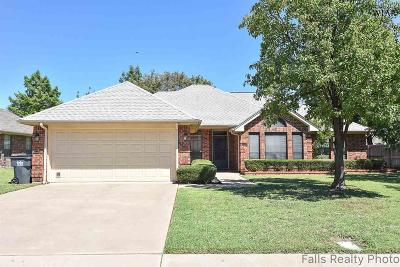 Wichita Falls Single Family Home For Sale: 3011 Lombard Drive