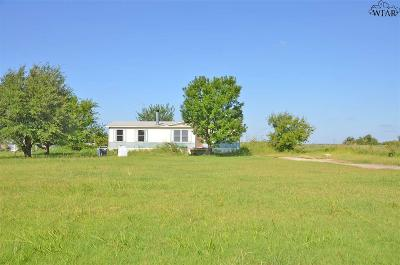 Wichita County Single Family Home For Sale: 901 S Fm 369