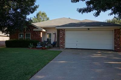 Wichita Falls Single Family Home For Sale: 2517 Tinker Trail