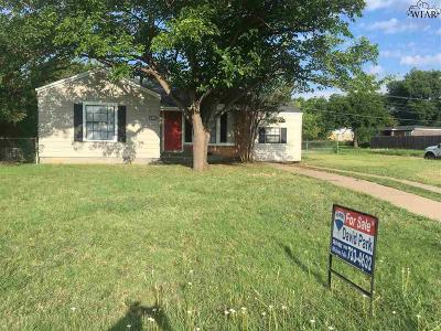 Wichita Falls Single Family Home For Sale: 4208 McNiel Avenue