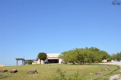 Wichita County Rental For Rent: 5000 Whispering Creek Lane