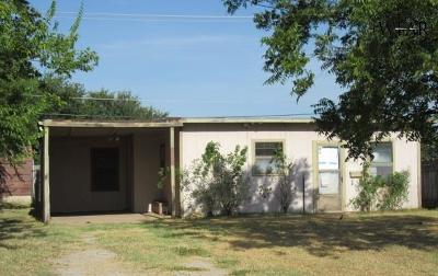 Wichita Falls Single Family Home For Sale: 2906 Colquit Road