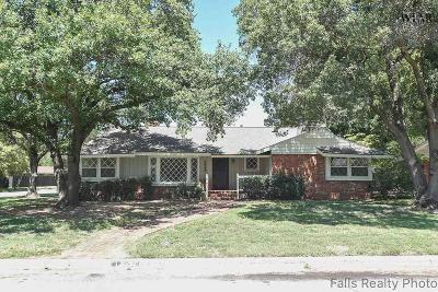 Wichita Falls TX Single Family Home For Sale: $189,900