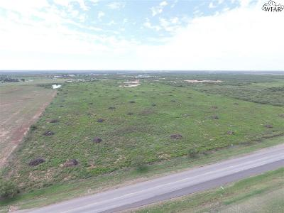 Wichita Falls Residential Lots & Land For Sale: 10.10 Ac Hwy 258