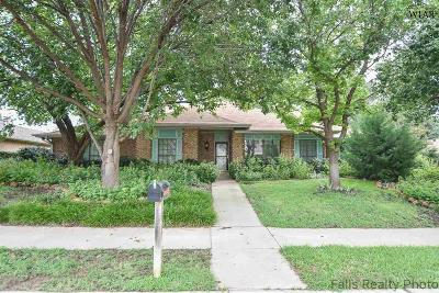 Single Family Home Active W/Option Contract: 4831 Royal Oak Street