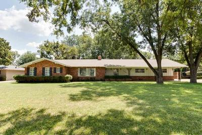Wichita Falls Single Family Home For Sale: 2307 Hampstead Lane