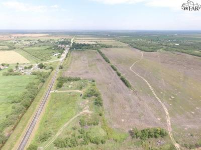 Iowa Park Residential Lots & Land For Sale: Fm 2226