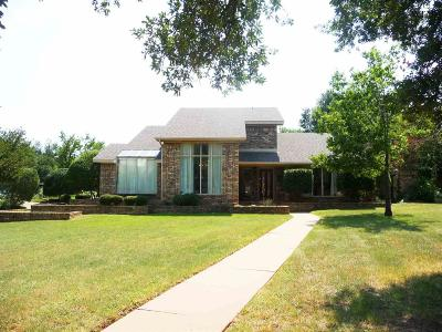 Wichita Falls Single Family Home For Sale: 2901 Sturdevandt Place