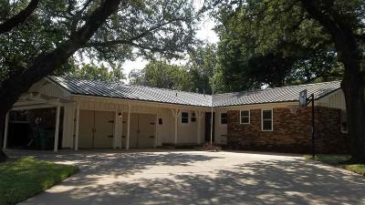 Burkburnett Single Family Home For Sale: 801 Mimosa Street