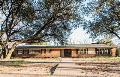 Wichita County Single Family Home For Sale: 2635 Chase Drive