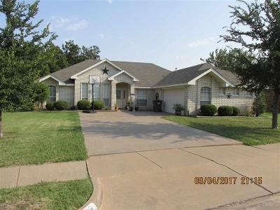 Wichita County Rental For Rent: 1724 Rockridge Street
