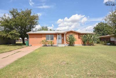 Iowa Park Single Family Home For Sale: 704 W Alameda Street