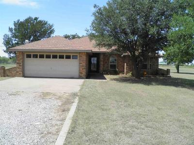 Wichita Falls Single Family Home Active W/Option Contract: 286 Murphy Road