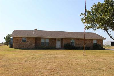 Archer City Single Family Home For Sale: 22448 S Hwy 79