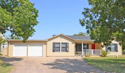Wichita Falls Single Family Home For Sale: 3208 Kenesaw Avenue