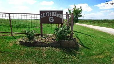 Clay County Single Family Home For Sale: 2033 Gaines Road