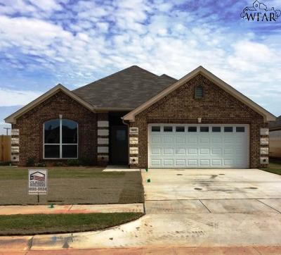 Wichita Falls Single Family Home For Sale: 5117 Reyes Street