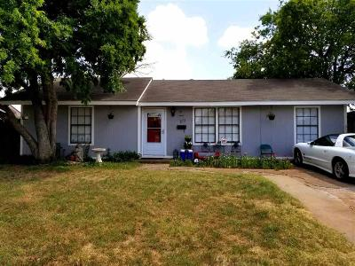 Wichita Falls Single Family Home For Sale: 3033 Stearns Avenue