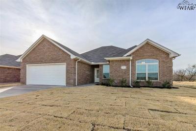 Wichita Falls Single Family Home For Sale: 5011 Olivia Lane