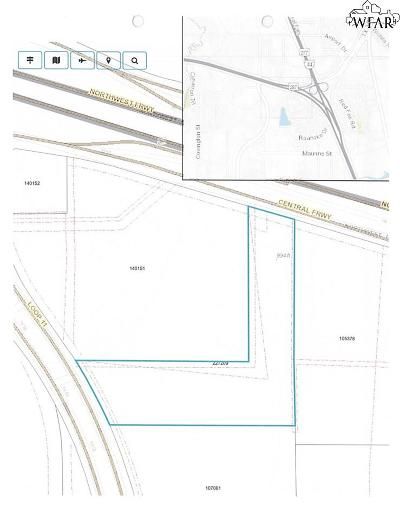 Wichita Falls Residential Lots & Land For Sale: 2007 Northwest Freeway