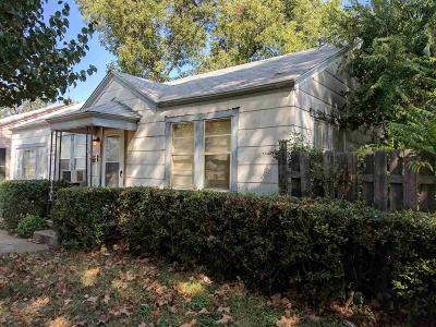 Single Family Home For Sale: 1508 N 7th Street