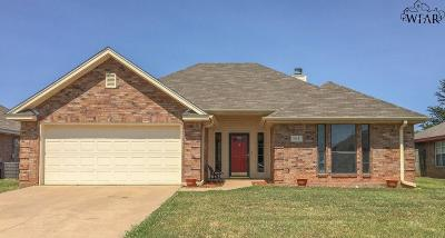 Wichita County Rental For Rent: 518 Callie Lane