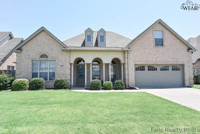 Wichita County Rental For Rent: 2923 S Shepherds Glen