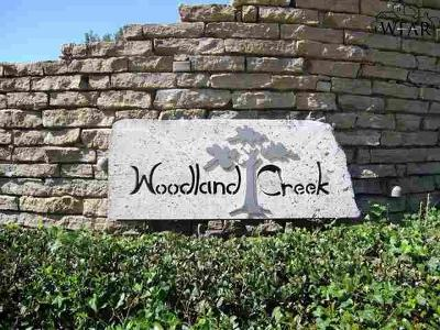 Wichita Falls Residential Lots & Land For Sale: 20 & 22 Woodland Creek Circle