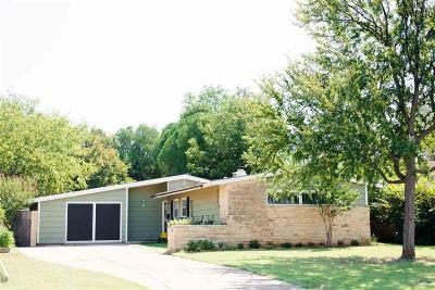 Wichita Falls Single Family Home For Sale: 4713 Florist Street