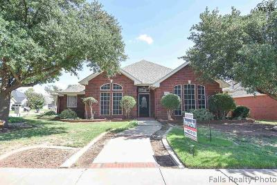 Single Family Home Active-Contingency: 4933 Whisper Wind Drive