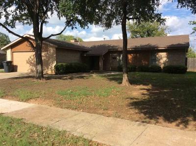 Wichita Falls TX Single Family Home For Sale: $149,850