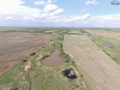 Iowa Park Residential Lots & Land For Sale: 293 Ac Goetze Road