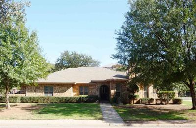 Wichita Falls TX Single Family Home For Sale: $185,000