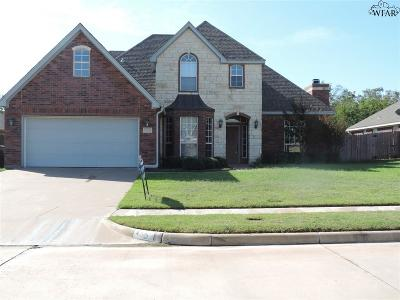 Wichita County Rental For Rent: 4 Liberty Court