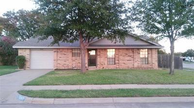 Wichita Falls TX Single Family Home For Sale: $99,900