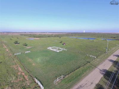Wichita Falls Residential Lots & Land For Sale: 152 Ac City View Drive