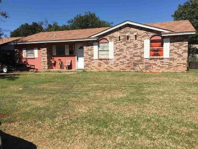 Wichita Falls TX Single Family Home For Sale: $79,500