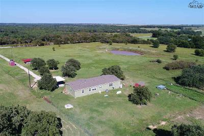 Clay County Single Family Home For Sale: 2326 Fm 174