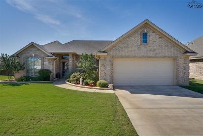 Wichita Falls TX Single Family Home For Sale: $229,900