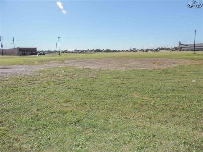 Burkburnett Residential Lots & Land For Sale: 1000 W Kramer Road