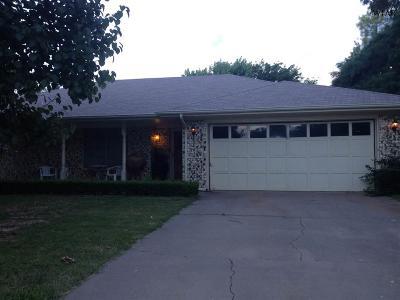 Wichita Falls Single Family Home For Sale: 4806 Reginald Drive