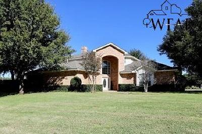 Wichita Falls TX Single Family Home For Sale: $400,000