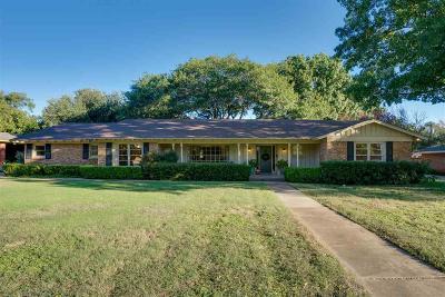 Wichita Falls Single Family Home For Sale: 1630 Hursh Avenue
