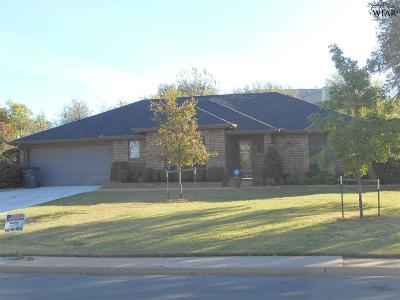 Wichita Falls Single Family Home For Sale: 1605 Brazos Street