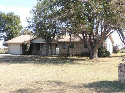 Clay County Single Family Home For Sale: 911 Whitaker Road