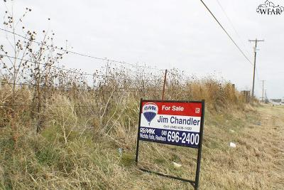 Wichita Falls Residential Lots & Land For Sale: Seymour Highway