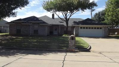 Burkburnett Single Family Home For Sale: 994 Coulter Drive
