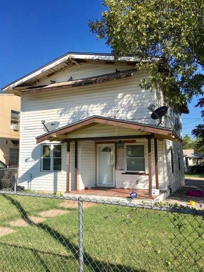 Wichita Falls Single Family Home For Sale: 2136 Avenue F