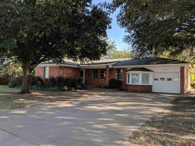 Wichita County Single Family Home For Sale: 4809 Lindale Drive